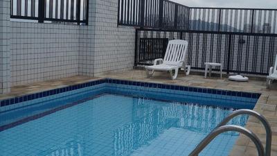Apartamento Com 2 Dormitórios, 1 Suite, 1 Vaga Demarcada, Lazer Completo, Para Alugar, 94 M² Por R$ 2.600/mês - Boqueirão - Santos/sp - Ap8009