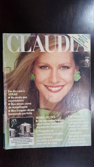 Revista Claudia N° 266 De 1983