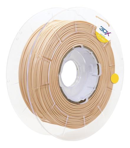 Filamento Pla 1,75 Mm | 500g | Pêssego (cor Da Pele)