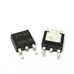 Kit Com 2 Transistor Fgd4536 Fgd 4536 Smd Novo Original