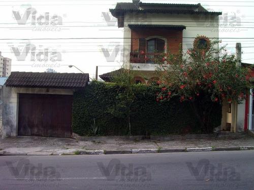 Imagem 1 de 15 de Casa Sobrado Para Locação Em Km 18  -  Osasco - 32490