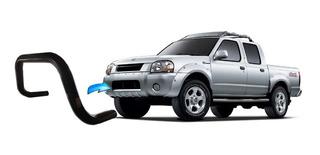 Parachoque De Impulsão Preto Nissan Frontier Ano 2003 A 2007