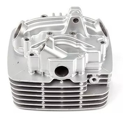 Cabeçote C/ Tampa Motor Suzuki Yes 125 Intruder 125
