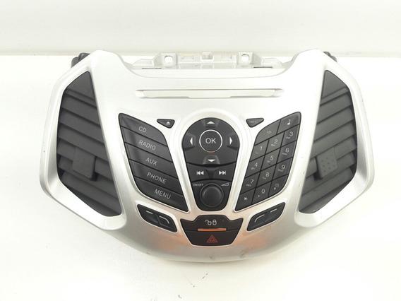 Comando Rádio Teclado Ford Ecosport Bm5t18k811ba Original