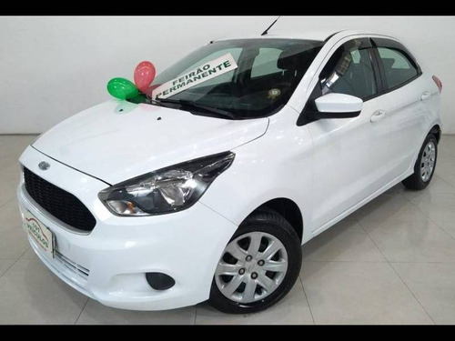 Ford Ka Hatch Se 1.5 16v (flex)