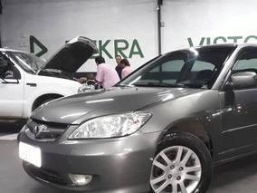 Honda Civic Lx 1.7 2004 Mec