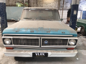 Ford F100 V8 1974