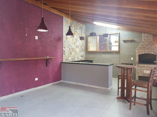 Sobrado Amplo , 350 M² , Com Piscina - 3 Dormitórios ( Suíte )  - St19088