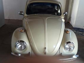 Volkswagen Fusca 78 Bege Jamaic