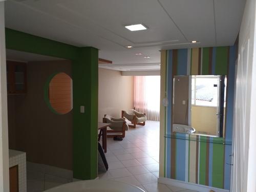 Imagem 1 de 14 de Apartamento 1/4 Semi Mobiliado Praia Vilas Lauro De Freitas