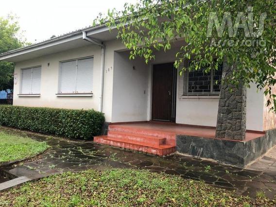 Casa Para Locação Em Novo Hamburgo, Rio Branco, 3 Dormitórios, 3 Banheiros, 2 Vagas - Sac0006