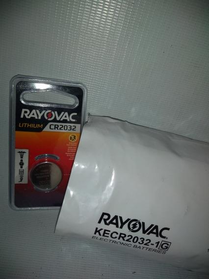 Pilas 3v Rayovac