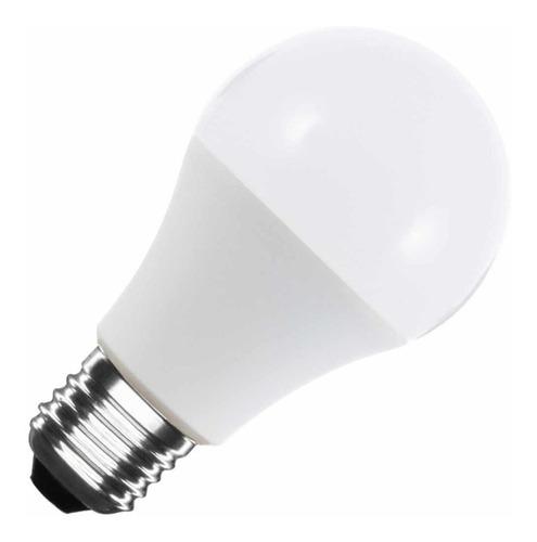 Imagen 1 de 6 de Lampara Led 9w Blanca Fría Bajo Consumo Pase Común Gtía