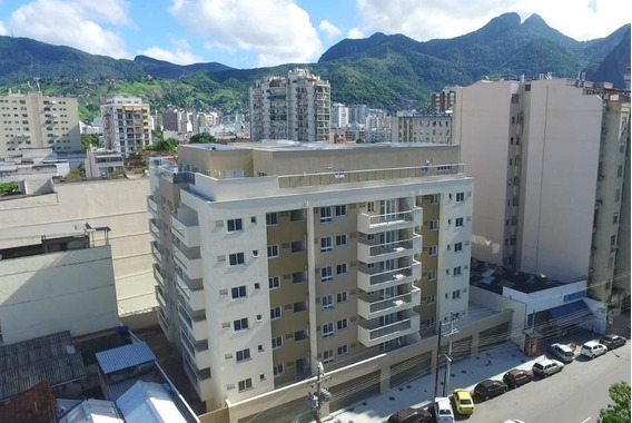 Apartamento Para Venda Em Rio De Janeiro, Vila Isabel, 2 Dormitórios, 1 Suíte, 2 Banheiros, 1 Vaga - Jjvilabel_2-1023496
