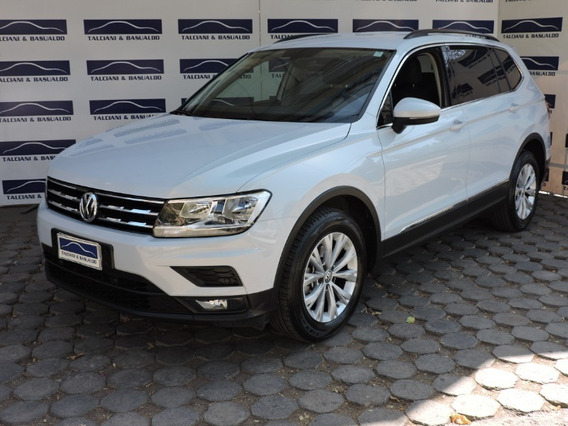 Volkswagen Tiguan 1.4 Tsi At Único Dueño 2018
