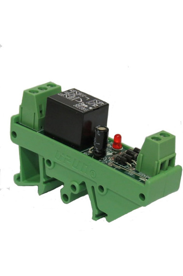 Relé Acoplador Interface 5v, 12v, 24v, 48v, 127v, 220v(07pc)