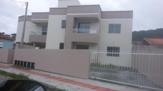 Apartamento Em Potecas, São José/sc De 60m² 2 Quartos À Venda Por R$ 150.000,00 - Ap185569