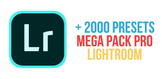 + 2000 Preset Cores Lightroom Mega Pack Pro 2020 + Ps Action