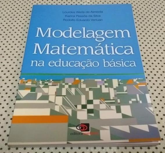 Livro Modelagem Matemática Na Educação Básica