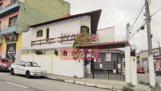 Sobrado No Centro, Carapicuíba, 2 Quartos Sendo 1 Suíte E Garagem - 949