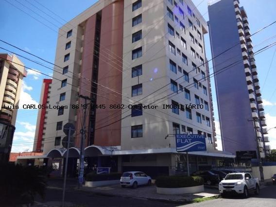 Flat Para Venda Em Teresina, Ilhotas, 1 Dormitório, 1 Suíte, 1 Banheiro, 1 Vaga - Flat Rio _2-1006642