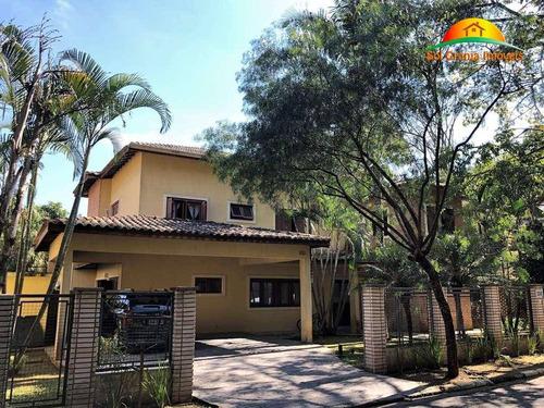 Casa Com 6 Dormitórios À Venda, 430 M² Por R$ 1.480.000,00 - Granja Viana - Carapicuíba/sp - Ca0223