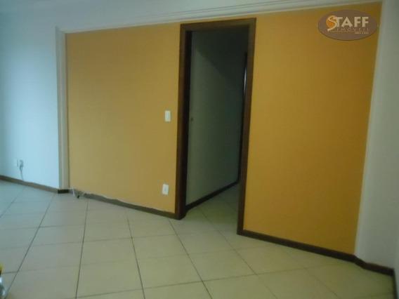 Apartamento Com 03 Dormitórios Para Locação Fixa, 105 M² - Bairro Centro - Cabo Frio-rj - Ap0025