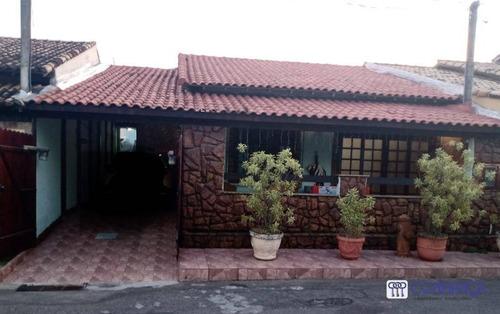 Casa Com 3 Dormitórios À Venda, 230 M² Por R$ 580.000,00 - Campo Grande - Rio De Janeiro/rj - Ca1871