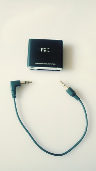 Fiio E5 Headphone Aplificador Mp3,ipods E Etc.