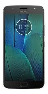 Motorola Celular Libre Motorola Moto G5s Plus Ds Gris Tdckt