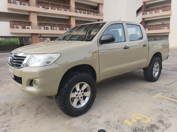 Toyota Hilux Sincronica 2.7 4x4