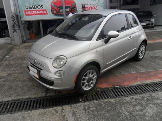 Fiat 500 Sport Mecanico