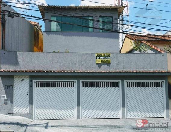 Sobrado Com 13 Salas À Venda, 350 M² Por R$ 1.490.000 - Santana - São Paulo/sp - So1280