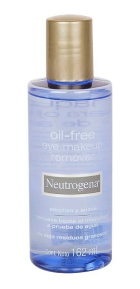 Neutrogena Desmaquillante Facial De 162 Ml. Sin Aceite