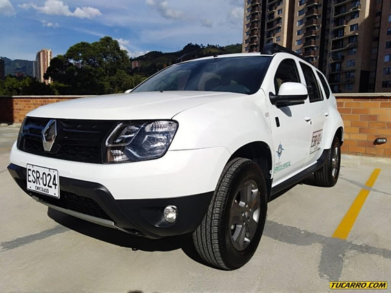 Renault Duster Intense 2000 Cc 4x4