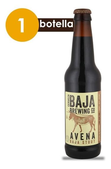 Cervexxa Cerveza Artesanal Baja Brewing Baja Stout