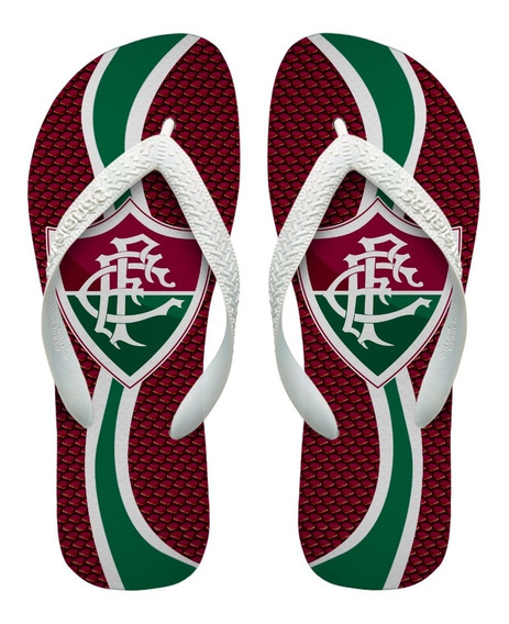 Chinelos Havaianas Personalizados Fluminense [1]