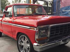 Camioneta Ford Restaurada