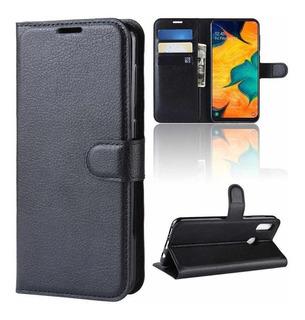 Funda Estuche Agenda Samsung A20 A30 A50 - Postino Insumos