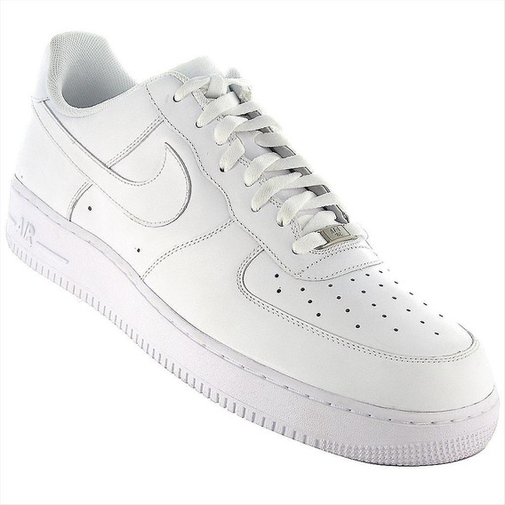 Zapatillas Nike Air Force 1 07 Le All White- Hombre
