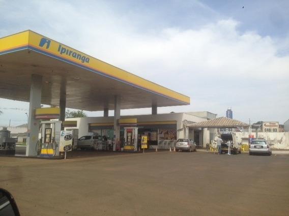 Posto De Gasolina Com Imóvel - 1595l