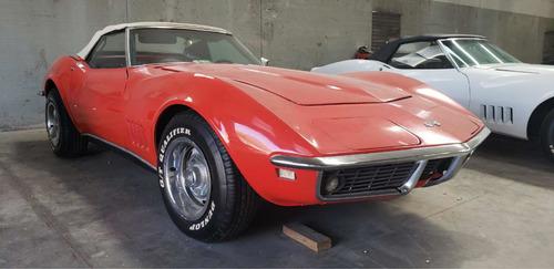 Chevrolet Corvette Stingray 5.3l 327