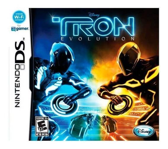 Jogo Tron Evolution - Nintendo Ds Usado Região Usa