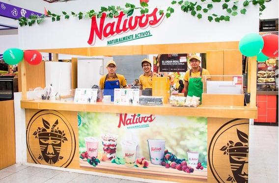 Venta De Franquicia Nativos Bebidas Refrescantes