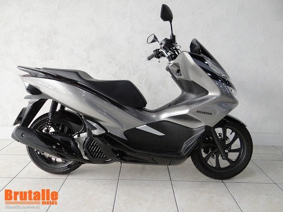 Honda Pcx 150 Sport Abs Prata