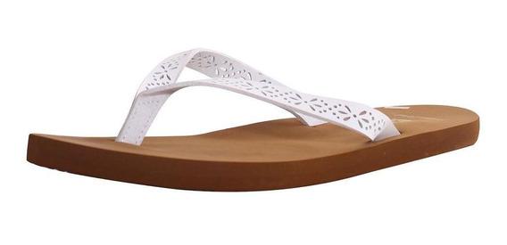 6 - White - Zapatos De Plataforma Casual Mujeres Flower-6505