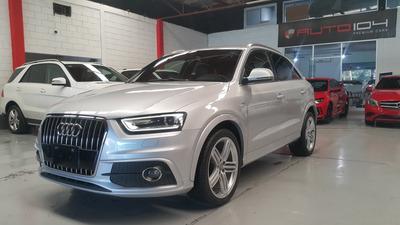 Audi Q3 S Line 2014