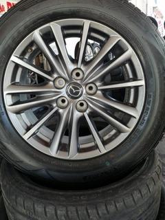 Rin 17 Mazda Cx5 Precio Por Dos Piezas