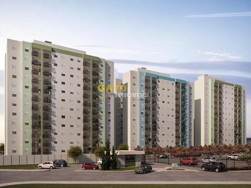 Apartamento Para Venda Em Jundiaí, Vila Santa Maria, 2 Dormitórios, 1 Banheiro, 1 Vaga - 20935_1-1755271