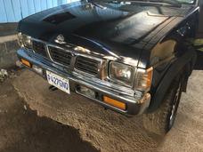 1996 Nissan Hardbody 4x4, 4 Cilindros, 2.4l